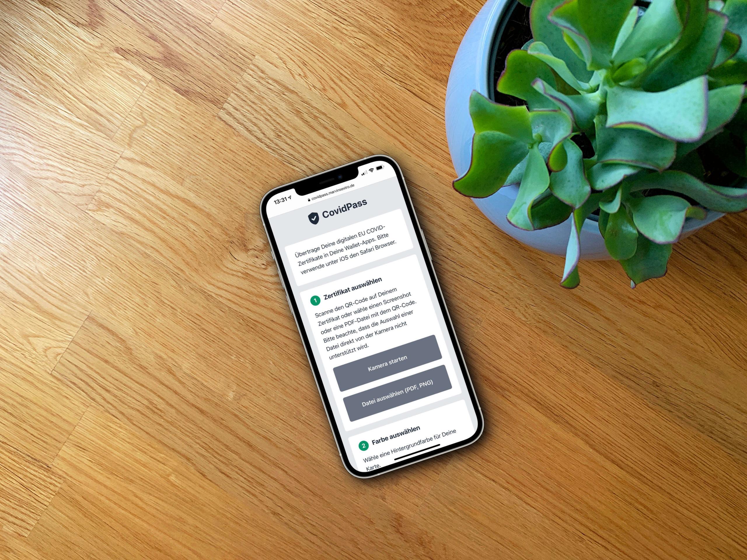 COVID-19-Impfzertifikat-ueber-die-Apple-Wallet-auf-iPhone-und-Apple-Watch-vorzeigen-scaled COVID-19 Impfzertifikat über die Apple Wallet auf iPhone und Apple Watch vorzeigen