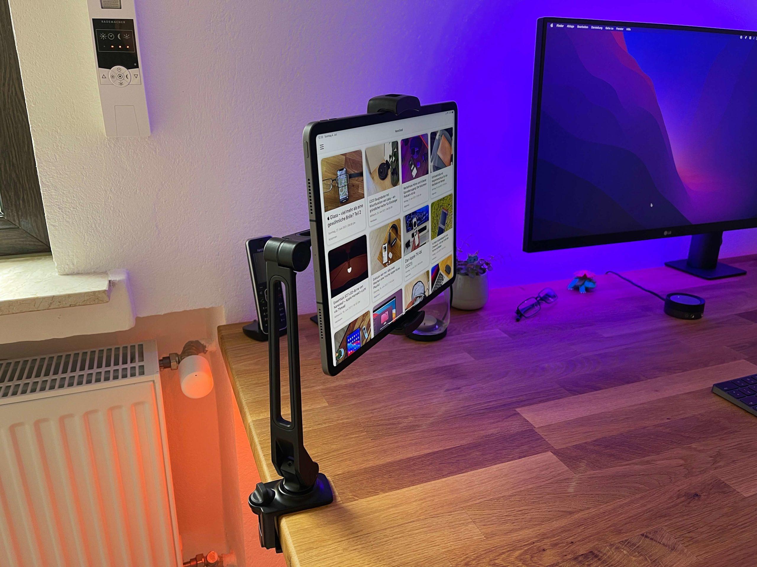 HoverBar-Duo-von-Twelve-South-verstellbarer-Schwanenhalshalter-fuer-das-iPad2-scaled HoverBar Duo von Twelve South - verstellbarer Schwanenhalshalter für das iPad