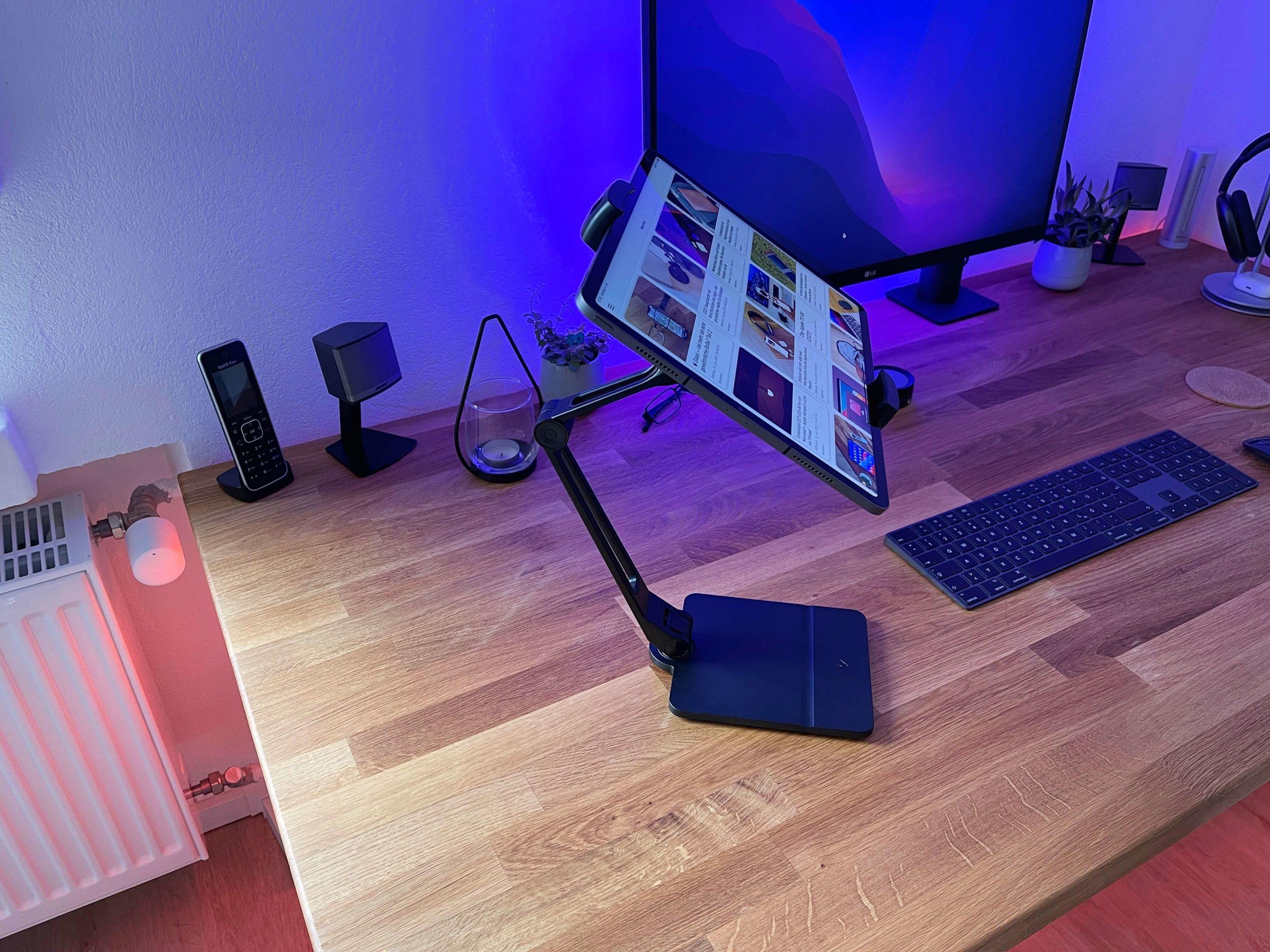 HoverBar-Duo-von-Twelve-South-verstellbarer-Schwanenhalshalter-fuer-das-iPad4-scaled HoverBar Duo von Twelve South - verstellbarer Schwanenhalshalter für das iPad