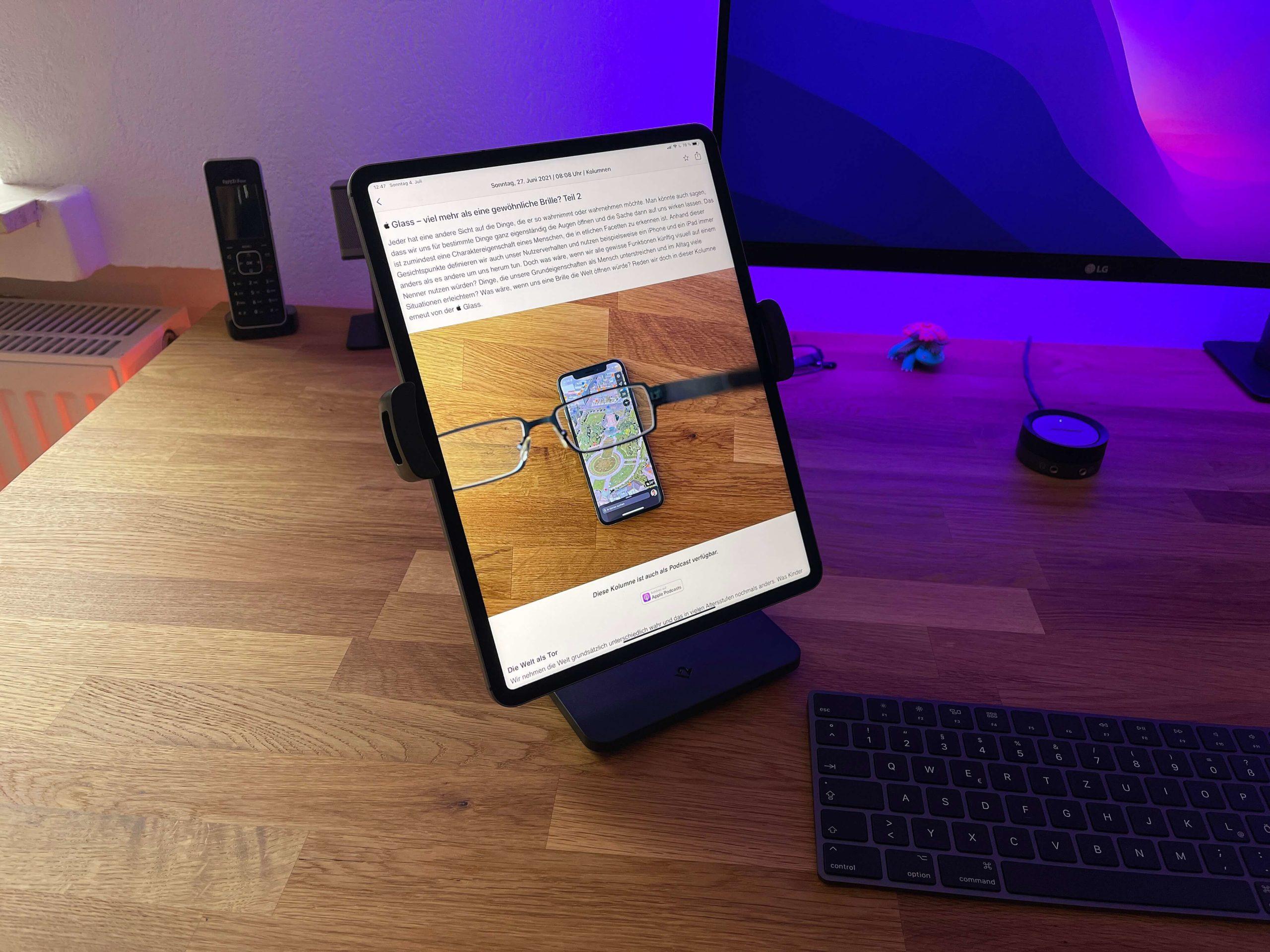 HoverBar-Duo-von-Twelve-South-verstellbarer-Schwanenhalshalter-fuer-das-iPad6-scaled HoverBar Duo von Twelve South - verstellbarer Schwanenhalshalter für das iPad