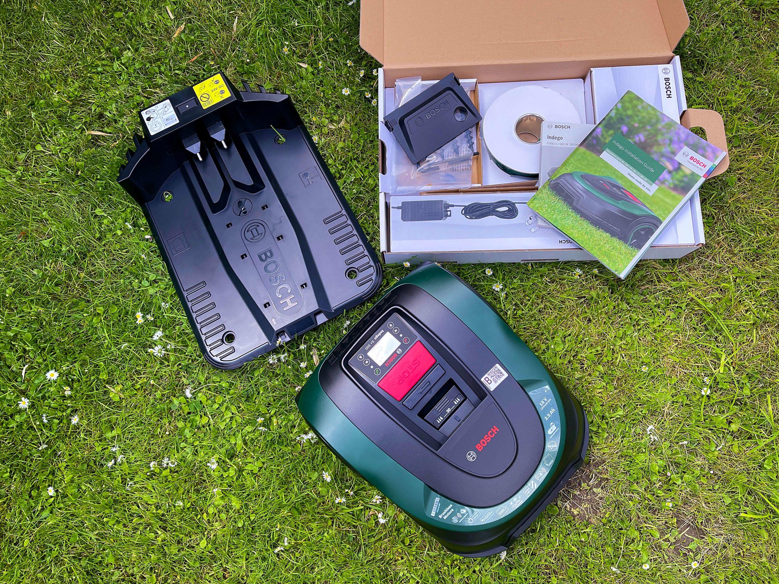 Indego-S-500-Rasenmaeherroboter-von-Bosch-smart-zur-besten-Rasenguete1-scaled Indego S+ 500 Rasenmähroboter von Bosch - Smart zur besten Rasengüte