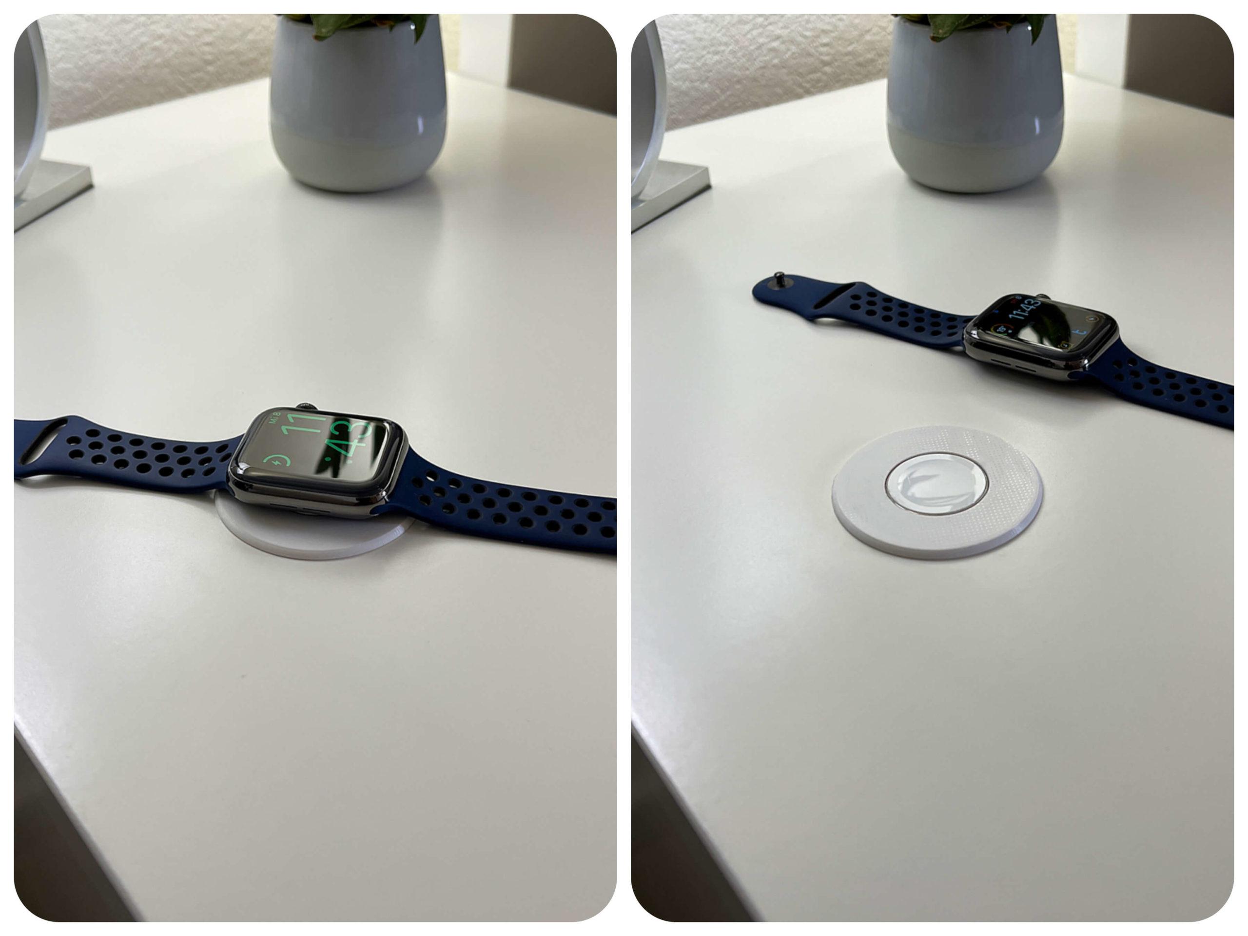 Anleitung-Apple-Watch-kabellos-ueber-Moebeloberflaeche-aufladen3-scaled Anleitung: Apple Watch kabellos und flach über Möbeloberfläche aufladen